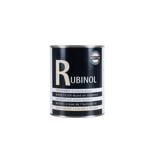 produktbild rubinol linoljespackel 1.5kg