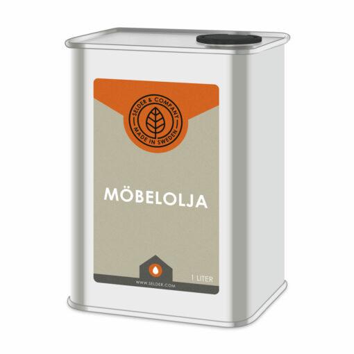 produktbild selder & company möbelolja 1L