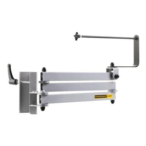 produktbild snett framifrån speedheater classic arm
