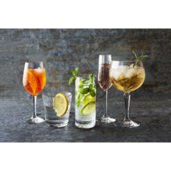 Miljöbild Barcompagniet glas