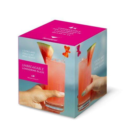 Produktbild Giftpack Barcompagniet glas Falsterbo Longdrink 36cl