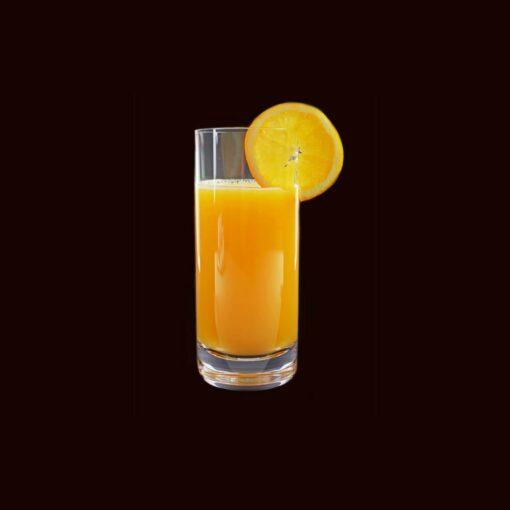 Produktbild fyllt glas apelsin Barcompagniet glas Falsterbo Longdrink 36cl
